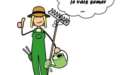 Calendrier des travaux du jardin : que semer en avril ?